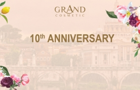 Grand Cosmetic 10th Anniversary