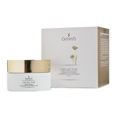 Gerard's Genactive Rejuvenating Day Cream